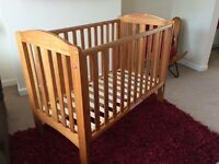 Mothercare Baby Cot & Cotbed