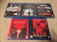 Brand New Blu Ray DVD's - £4 each