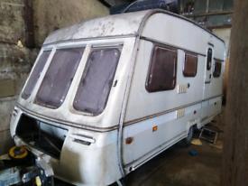 Swift challenger caravan windows