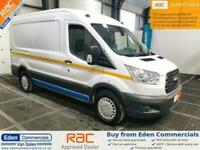2015 15 FORD TRANSIT 2.2 350 TREND SHR WHITE PANEL VAN