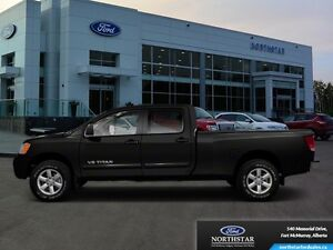 2012 Nissan Titan SV   - trade-in - $185.37 B/W