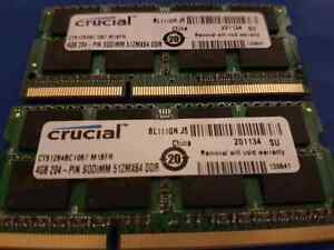 8Gb memory for laptop