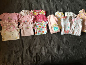 Newborn Girl - Clothing Lot