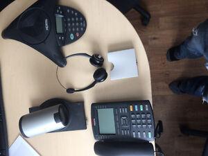 Système téléphonique ip Nortel et système vidéo-conférence