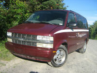 2003 Chevrolet Astro AWD 4X4 Camionnette