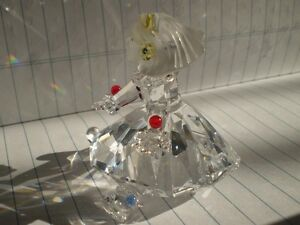 "Swarovski Crystal Figurine- "" Doll "" Kitchener / Waterloo Kitchener Area image 5"