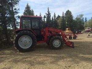 122hp tractor with loader Regina Regina Area image 4