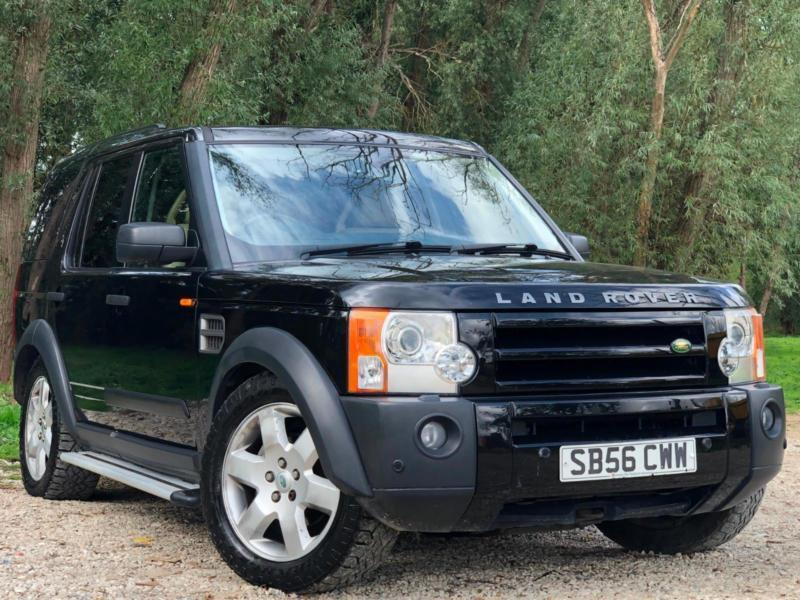 2006 Land Rover Discovery 3 2 7td Hse Automaic Diesel 5