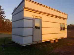Insulated trailer: for job site or smoke shop London Ontario image 4