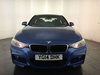 2014 BMW 320D X DRIVE M SPORT AUTO 184 BHP 1 OWNER BMW SERVICE HISTORY FINANCE