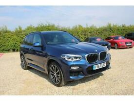 image for BMW 2.0 20d M Sport SUV 5dr Diesel Auto xDrive (s/s) (190 ps)