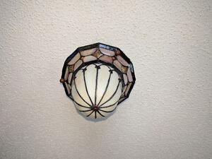 Mosaic Semi-Flush