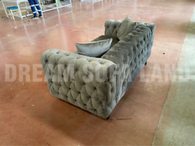 Cleveland Chesterfield Sofa Set