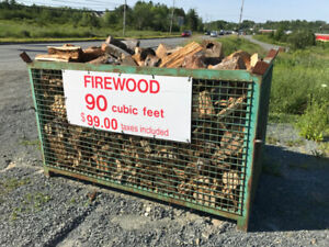 Firewood: Block ends/offcuts and pieces, great for fire pits