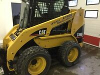 2006 Cat Skid Steer 236b $25500
