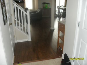 "Are you looking for someone to call ""YOUR FLOORING GUY"" Kingston Kingston Area image 3"
