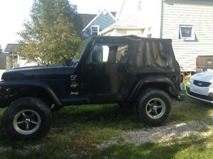 Jeep project trade for Honda only