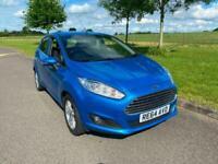 2014 Ford Fiesta 1.0 EcoBoost Zetec 5dr HATCHBACK Petrol Manual