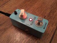 Mooer Blue Faze Micro FX Guitar Pedal