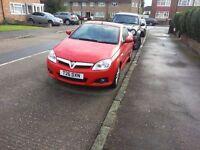 : Vauxhall TIGRA 2006 1.4 Manual Convertible