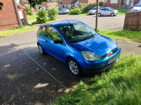 Ford Fiesta Blue Mot Jun 22