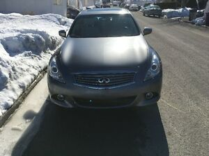 2010 Infiniti G37x Sedan 15000$ NEGOCIABLE AVEC JUST 64354 KM