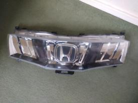 Honda Civic mk8 front grill