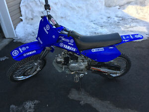 motocross baja semi automatique 600$ ferme