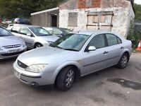 Ford mondeo tdci run and drive