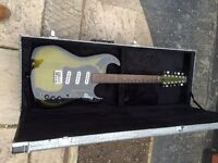 BURNS DOUBLE six 12 string electric fuitar