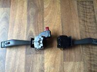 Rover metro Gti head light controls.