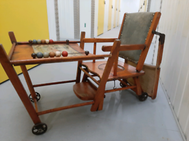 Victorian High / Play Chair late 1800s in great condition