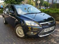 Ford Focus Titanium 2.0TDCi ( 135ps ) 2009 MY Titanium - TOP OF RANGE + SAT NAV