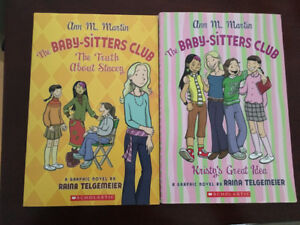 The Baby-Sitters Club Graphic Novels