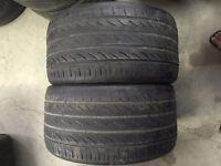 2 Pirelli Pzero Nero – 295/25/20 – 50% - $50