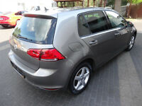 Volkswagen Golf VII Highline Blue TDI 4Motion- STANDHEIZUNG