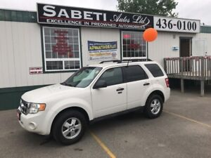 2010 Ford Escape XLT LEATHER/HEATED SEATS GREAT VALUE