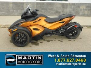 2011 Can-Am Spyder Roadster RS-S