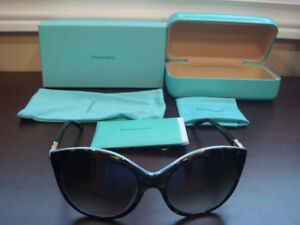 AUTHENTIC NEW TIFFANY & CO LOVE ROUND SUNGLASSES