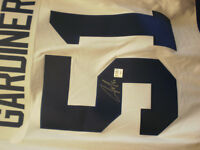 Authentic SIGNED Toronto Maple Leafs #51 Jake Gardiner Jersey