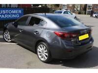 Mazda Mazda 3 D Sport Nav Saloon 2.2 Manual Diesel GOOD/BAD CREDIT CAR FINANCE