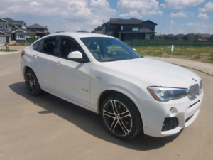 2015 BMW x4 xDrive 28i M sport AWD clean carproof