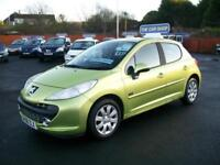 2008 PEUGEOT 207 1.4 M play LADY OWNER SERVICE HISTORY BEST COLOUR