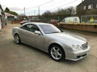 2005 Mercedes-Benz CL 5.0 CL500 2dr Coupe Petrol Automatic