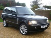 2006 56, Land Rover Range Rover 4.2 V8 auto Supercharged Vogue