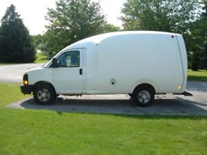 2006 Chevy Express With Unicell Body