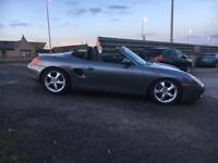 *Deposit taken* 2001 Y Porsche Boxster 2.7 Manual.