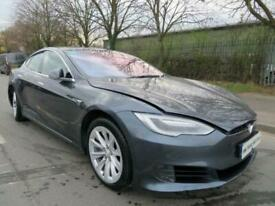 image for 2017 *67* Tesla Model S 75 232kW 75kWh Grey Damaged Salvage