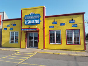 Treasure Trove Restaurant and all it's potential for Sale