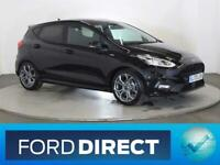 2020 Ford Fiesta ST-LINE EDITION 1.0 125PS mHEV 5DR Hatchback Petrol Manual